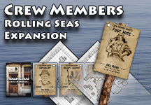 Rolling Seas - Crew Members