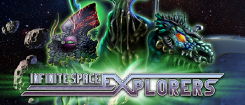 Infinite Space Explorers Logo