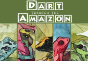 Ad for Dart through the Amazon