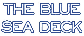 The Blue Sea Deck Logo