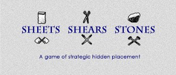 Sheets Shears Stones Logo