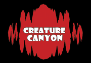 Ad for CREATURE CANYON | Card Game