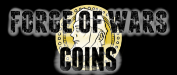 Forge of Wars: Coins Logo
