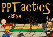Ad for PPTacticS Arena