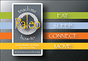 Ad for Teach Me How-To Paleo