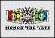 Ad for Honor The Yeti