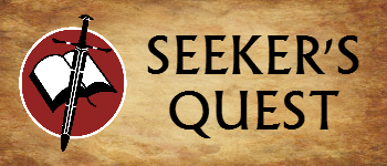 Seeker's Quest Power Card Boosters Logo