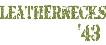 Leathernecks '43 Logo