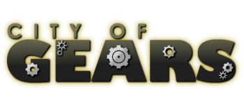 City of Gears Logo