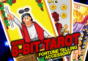 Ad for Super 8-Bit Tarot