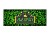 "Ad for Golden Joe's ""Blarney"""