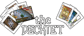 The Decktet (firmament) Logo