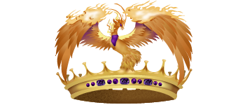 Heir to the Phoenix Crown Logo