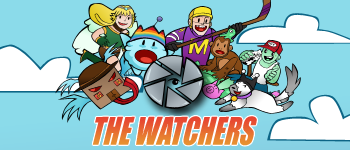 The Watchers Logo