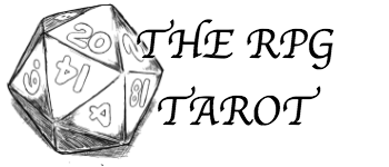 RPG Tarot Cards Logo