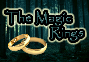 Ad for The Magic Rings