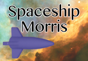 Ad for Spaceship Morris