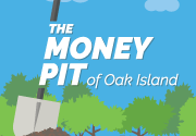 Ad for The Money Pit of Oak Island