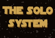 Ad for The Solo System