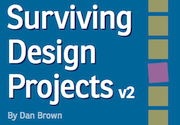 Ad for Surviving Design Projects v2