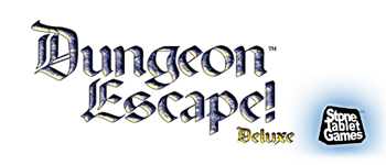 Dungeon Escape! Deluxe Logo