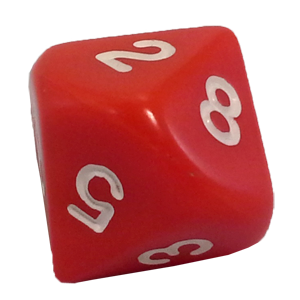 d10 red