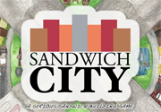 Ad for Sandwich City