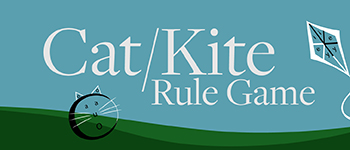 Cat-Kite Game Logo