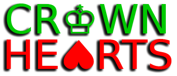 Crown Hearts Logo
