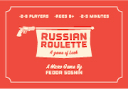 Ad for Russian Roulette: A Game of Luck