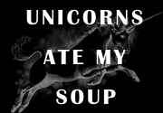 Ad for Unicorns Ate My Soup