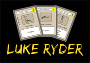 Ad for Luke Ryder