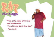 Ad for The Rap-Along Game