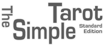 The Simple Tarot Logo