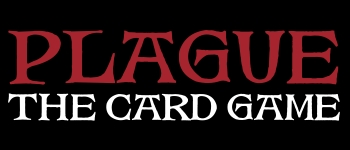 Plague the Card Game Logo