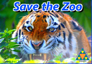 Ad for Save the Zoo