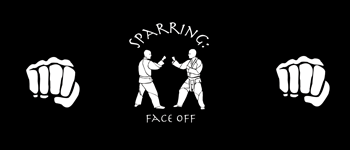 Sparring: Face-Off Logo