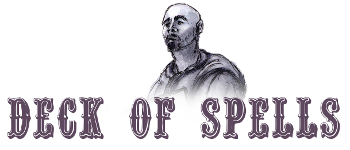 Deck of Spells Logo