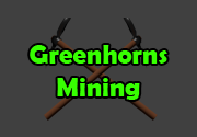 Ad for Greenhorns Mining