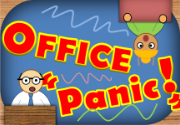 Ad for Office Panic!