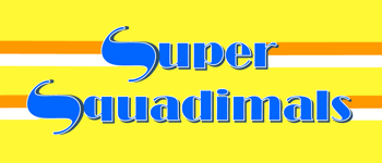 Super Squadimals Logo