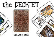 Ad for The Decktet (filigree)