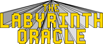 The Labyrinth Oracle (Cards Only) Logo