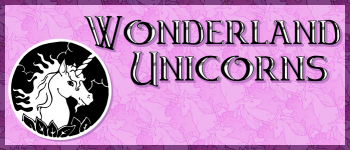 Wonderland Unicorns Logo