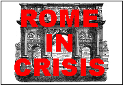 Ad for Rome in Crisis