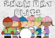 Ad for Snow Day Blitz