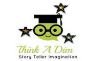 "Ad for ""Think A Dim"" Story Teller"