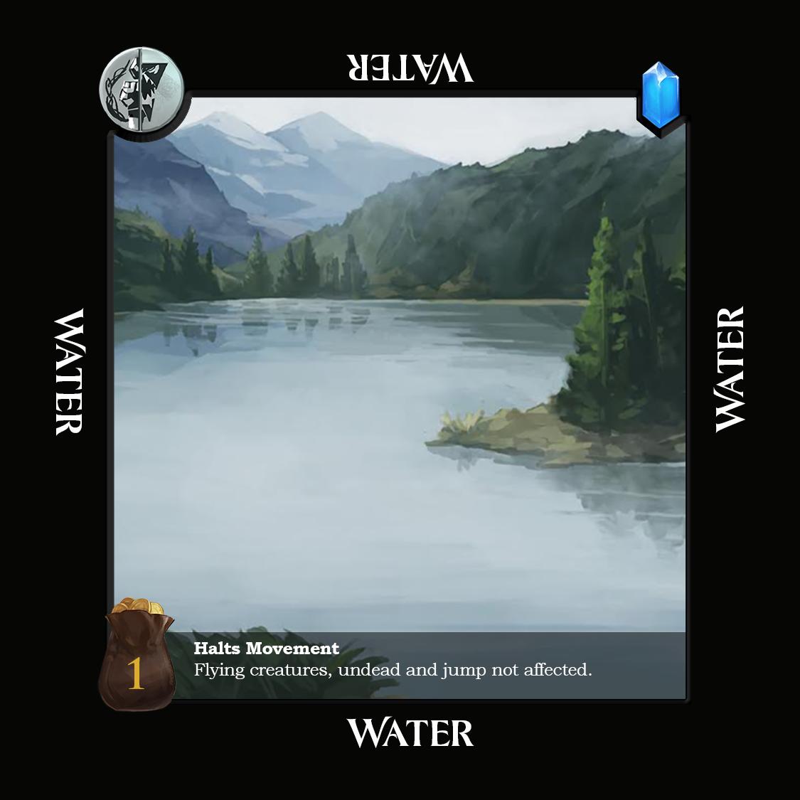Deathmatch: Terrain Cards™