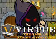 Ad for Virtue: The Game of Heroic Adventure