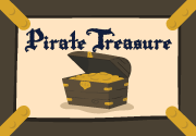Ad for Pirate Treasure